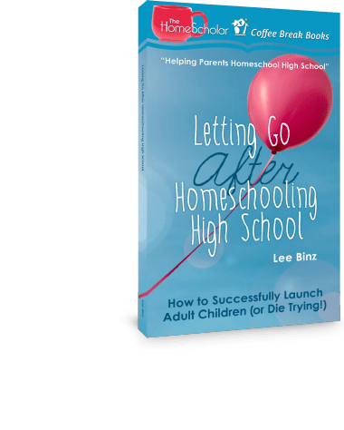 Letting Go after Homeschooling High School: