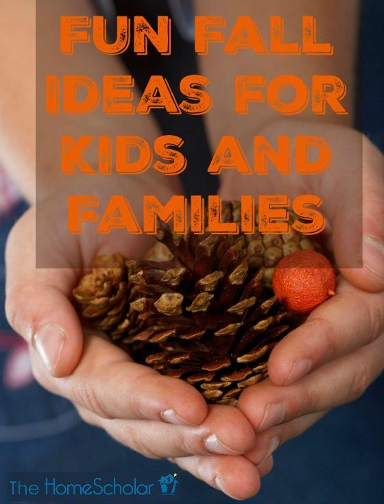 Fun Fall Ideas for Kids and Families