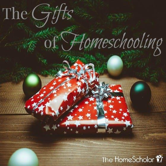 The Gifts of Homeschooling