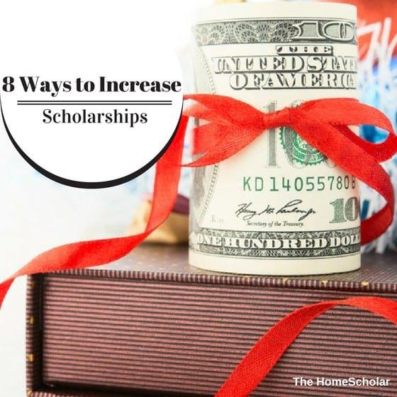 8 Ways to Increase Scholarships
