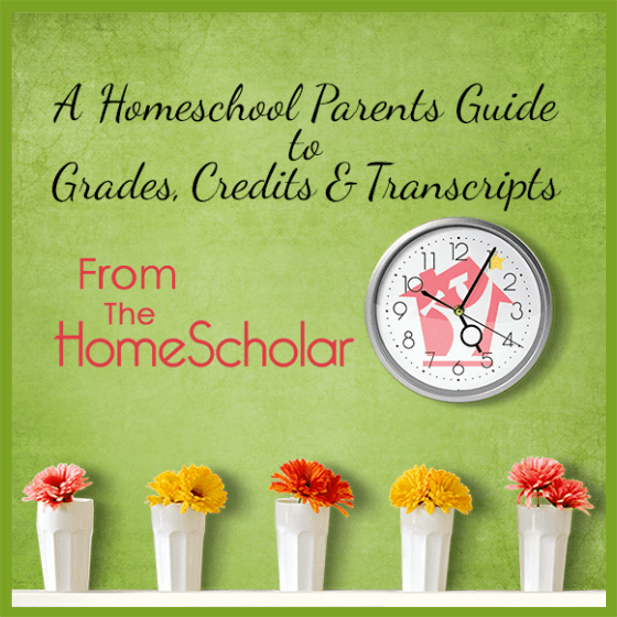 [Free Class] A Homeschool Parents Guide to Grades, Credits, and Transcripts