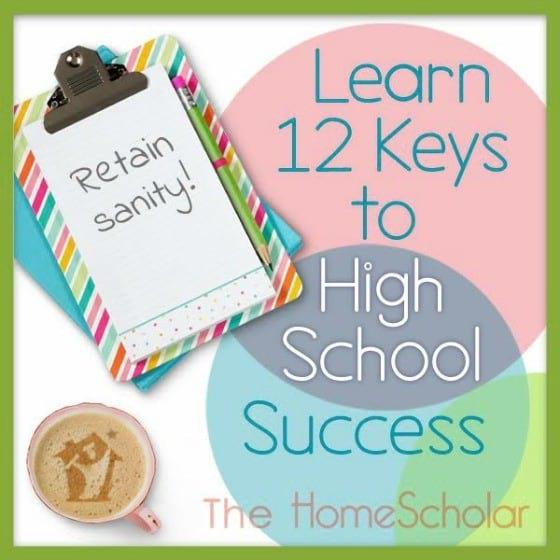 [Free Class] The 12 Keys to High School Success
