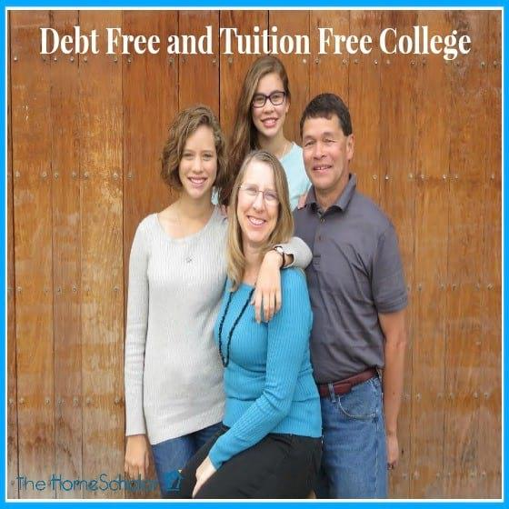 Debt Free and Tuition Free College