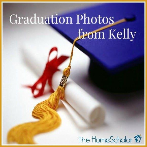 Graduation Photos from Kelly