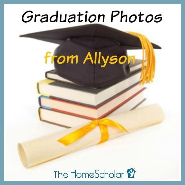 Graduation Photos from Allyson