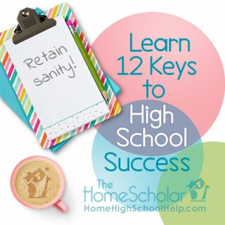 [Free Class!] The 12 Keys to High School Success