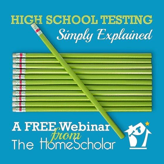 [Free Workshop] High School Testing - Simply Explained