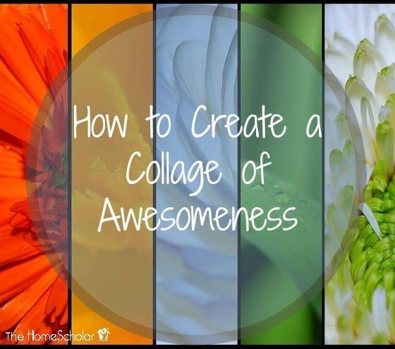 How to Create a Collage of Awesomeness [with Free Ebook]