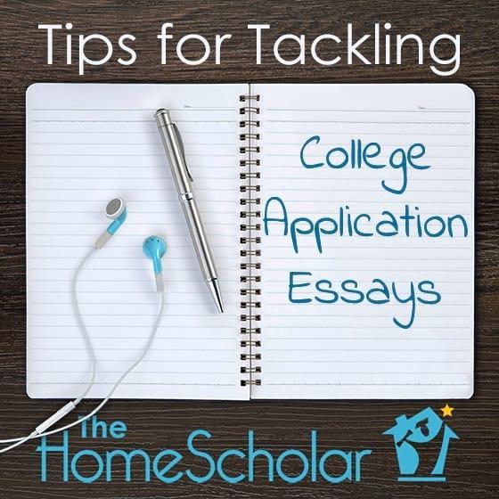 High school application essay help