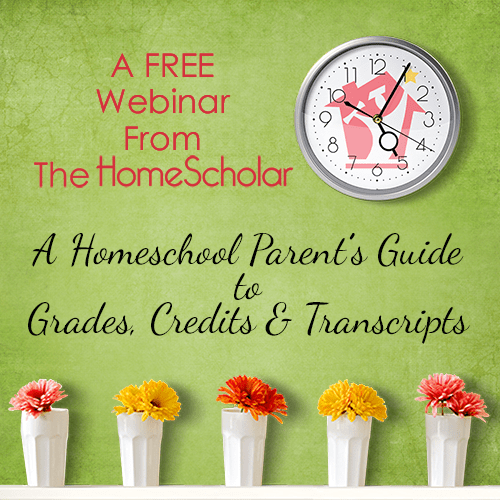 [Free class] A Parent's Guide to Grades, Credits, and Transcripts