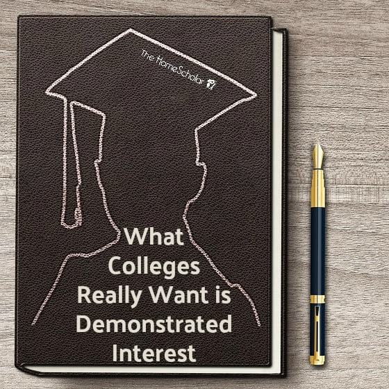 What Colleges Really Want is Demonstrated Interest
