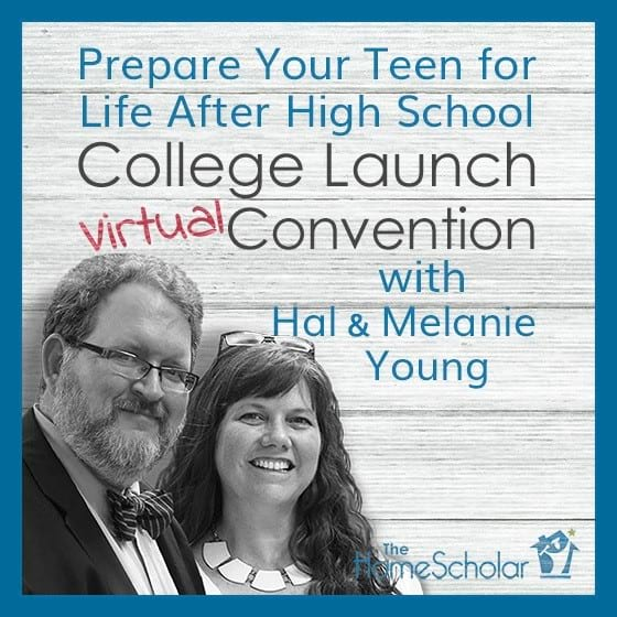 College Launch [Virtual] Convention: Speakers Hal and Melanie Young