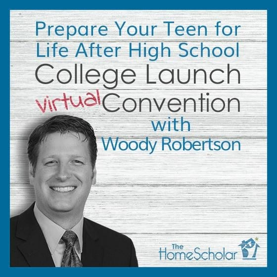 College Launch [Virtual] Convention: Speaker Woody Robertson