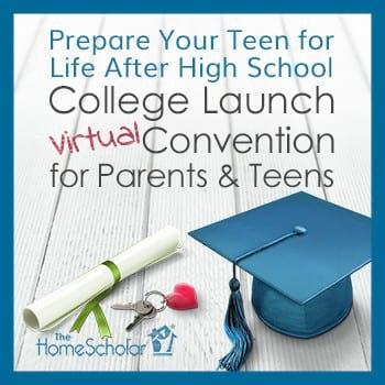 College Launch [Virtual] Convention - This week!