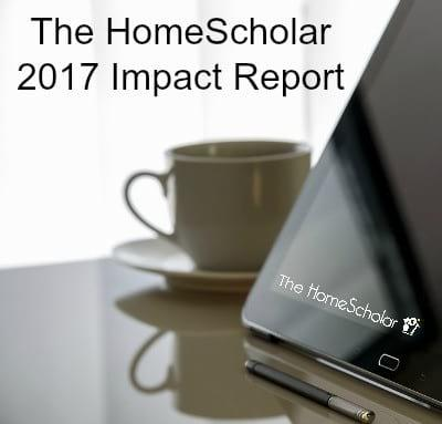 The HomeScholar 2017 Impact Report