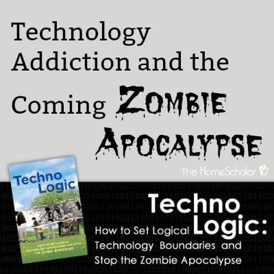 Technology Addiction and the Coming Zombie Apocalypse