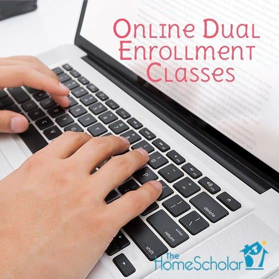 Online Dual Enrollment Classes