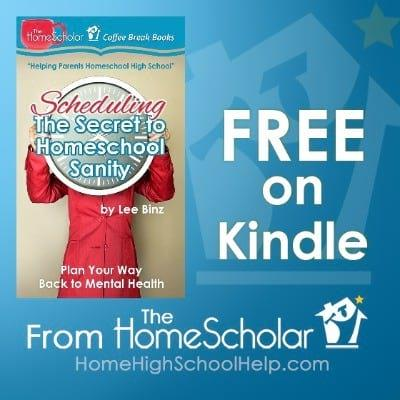 [Free Kindle] Scheduling - The Secret to Homeschool Sanity