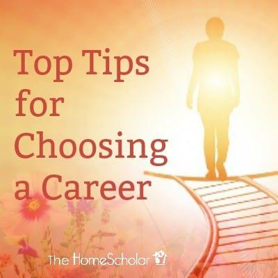 Top Tips for Choosing a Career