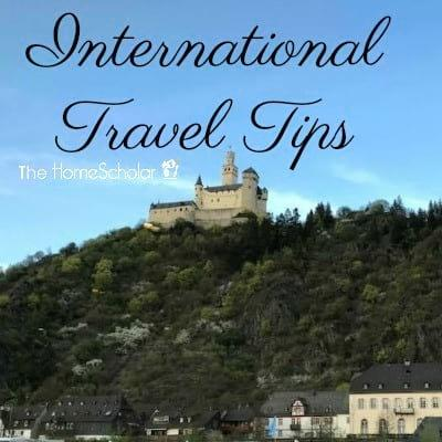 International Travel Tips