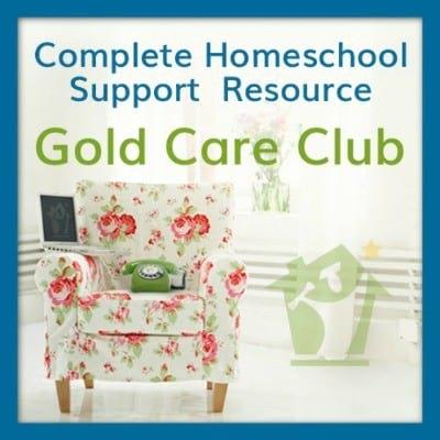 August 2018 Gold Care Club Update