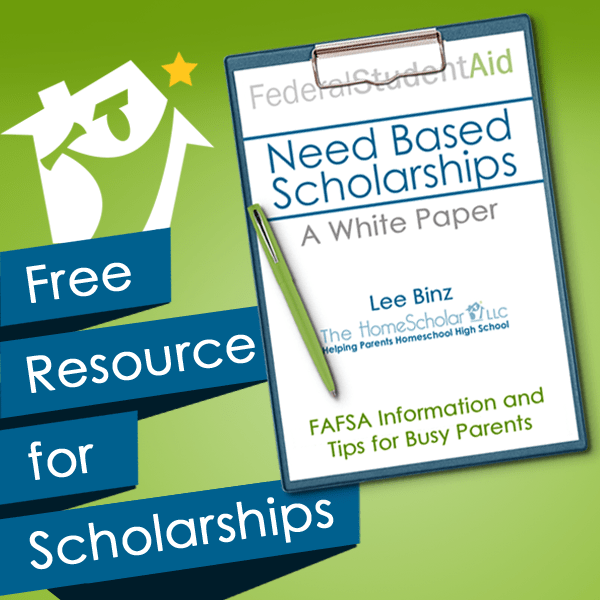 [Free ebook] Need Based Scholarships with FAFSA Information