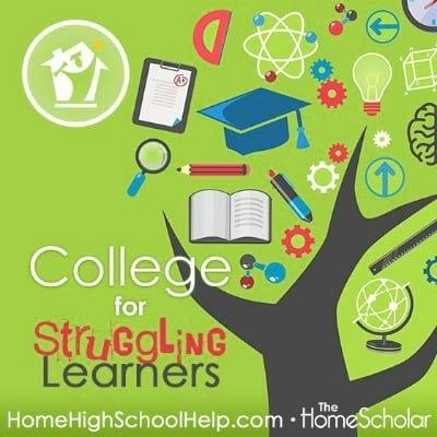 Homeschooling Works with Special Learning Challenges