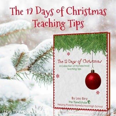 The 12 Days of Christmas Teaching Tips