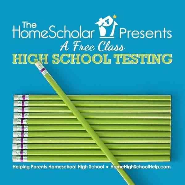 [Free Class] High School Testing Simply Explained