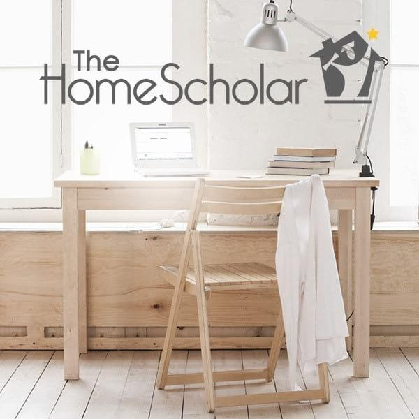 HomeScholar Blog Giveaway