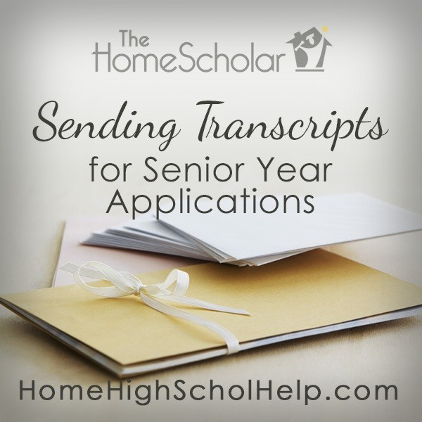 what to include on homeschool transcripts for  college admissions