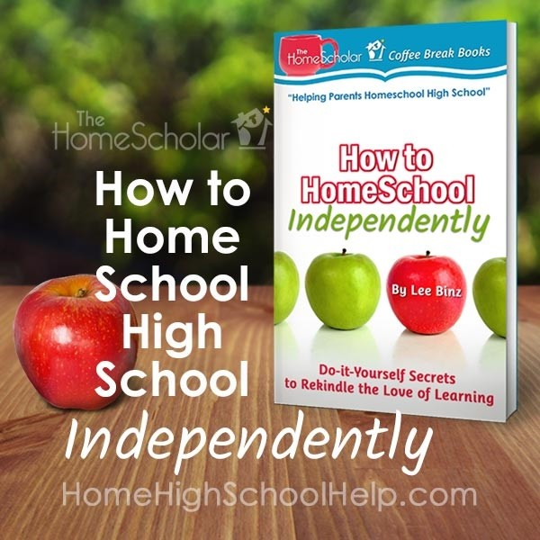 how to homeschool independently with words