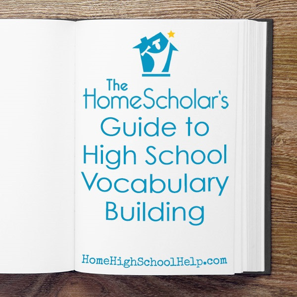 how to build high school vocabulary
