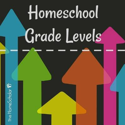 homeschool grade levels
