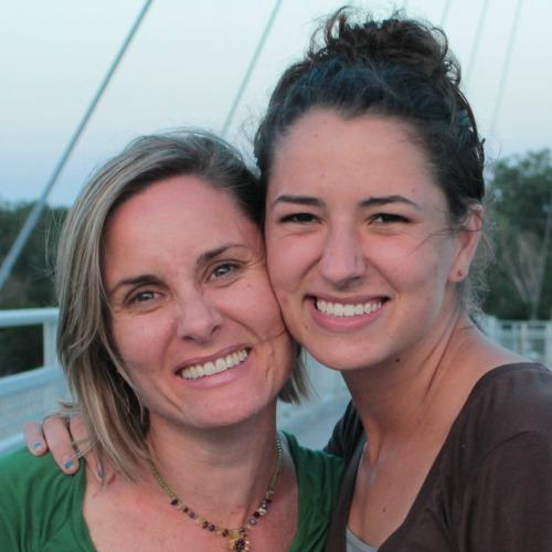 Kathy and Daughter Sarah
