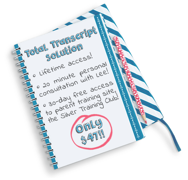 Homeschool Transcript Solution Offer Summary