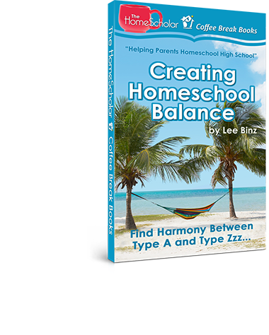 Creating Homeschool Balance